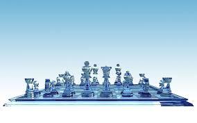 3d glass chess board wallpaper 49452 3840x2400 px hdwallsource com