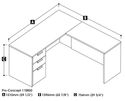 L Shaped Desk Dimensions How To Measure L Shaped Desk J Interior Design 2017 Pharmacy