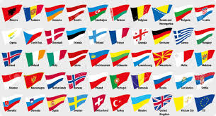 European Countries Flag Flags Of European Countries Royalty Free Cliparts Vectors And