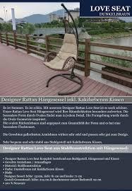 Designer Hangesessel Mit Gestell Hängesessel Outdoor Ohne Gestell Siena Garden Hängekorb Riverside