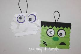 Halloween Mummy Crafts by Keeping It Simple Kids Halloween Party Ideas Games And Crafts