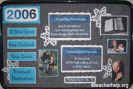 Display Board Decoration For New Year by Church And Christian Bulletin Boards