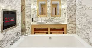 Hotels Hotel Michael Resorts World Sentosa - Designer bathrooms by michael