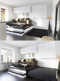 Living Room Beds - 25 ideas of space saving beds for small rooms
