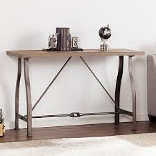 industrial console table with drawers industrial console table elegant coulson 8521808 hsn within 10