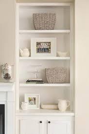 home decorators collection artisan white storage open bookcase