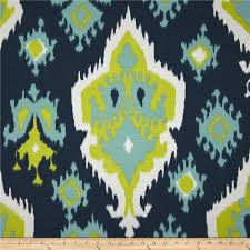 Ikat Home Decor Fabric by Premier Prints Premier Ikat Slub Canal Premier Prints Ikat And