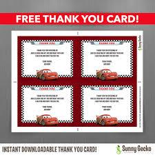 Editable Invitation Cards Free Download Disney Cars Lightning Mcqueen Birthday Invitation With Free