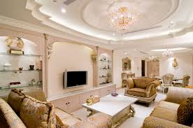 beautiful ceiling in the living room wallpapers and images