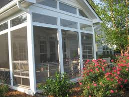 screened porch enclosing a screened porch with plexiglass