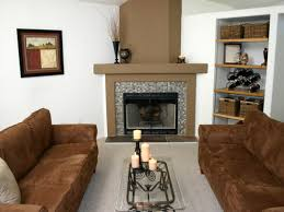 Home Decorating Company Direct Vent Corner Gas Fireplace