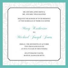 Wording Wedding Invitations 30 Wedding Invitation Wording Couple Hosting Casual Vizio Wedding