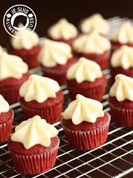 natural red velvet cupcakes made with beets the viet vegan