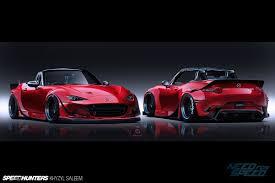 mazda vehicles list when automotive imagination runs wild speedhunters