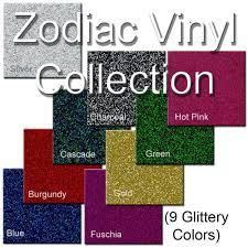 Glitter Laminate Flooring Zodiac Glitter Vinyl Collection