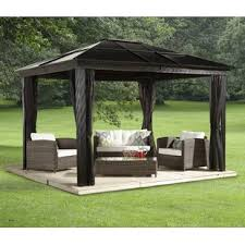 Patio Gazebos Gazebos You Ll Wayfair