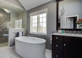Spa Like Master Bathrooms - a spa like master retreat the kitchen studio of glen ellyn