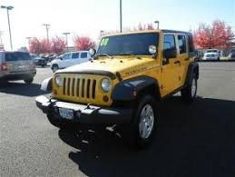 used jeep wrangler unlimited rubicon for sale used jeep wrangler for sale in salem or cars com