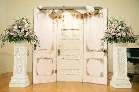 wedding backdrop doors front doors for style homes wooden exterior front entry