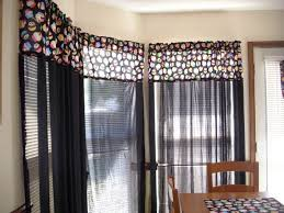 Modern Kitchen Valance Curtains by Beautiful Burlap Window Treatments Curtains Target Full Size Of
