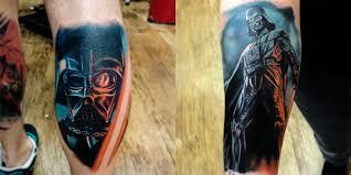 15 star wars themed tattoos scene360