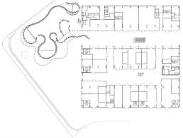 Art Gallery Floor Plans Kengo Kuma Renovates Wuxi Art Gallery In China