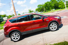 Ford Escape Ecoboost Mpg - 2014 ford escape reviews and rating motor trend