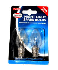night light bulbs 7w e14 nightlight bulb lamp pack of 2 amazon co