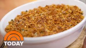 thanksgiving traditional green bean casserole 2 ways for thanksgiving traditional and