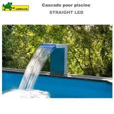 Prix Piscine Inox Cascade Pour Piscine Aux Meilleurs Prix Du Net Clic Discount