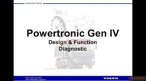 volvo powertronic gen iv design u0026 function diagnostic w508 auto
