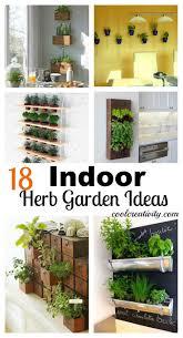indoor herb garden ideas christmas lights decoration