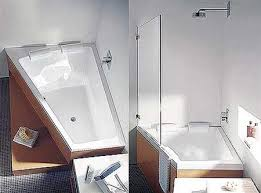 bathtubs for small spaces dadka modern home decor and space saving furniture for small