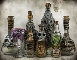lovecraftian creepy bottles by fraterorion on deviantart gothic