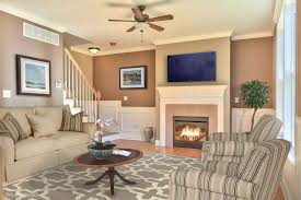 Traditional Living Room Traditional Living Room With Ceiling Fan U0026 Crown Molding Zillow