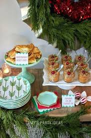 50th birthday party ideas open house party ideas dessert pies pie bar hot chocolate bar 50th