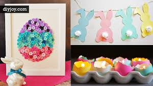 easter decorations 48 diy easter decorations you need right now diy