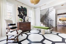 white interiors homes a sophisticated black and white home tour with decor alyssa
