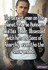 Jax Teller Memes - sexiest man on the planet charlie hunnam aka jax teller obsessed
