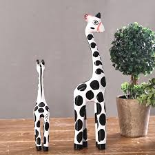 giraffe wood crafts source quality giraffe wood crafts from global