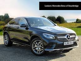 mercedes jeep 2016 used mercedes benz glc cars for sale motors co uk
