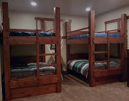 High End Bunk Beds 54 Best Custom Bunk Beds Images On Pinterest Custom Bunk Beds