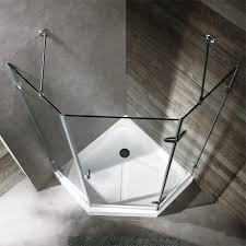 38 Inch Neo Angle Shower Doors Vigo 38 X 38 Neo Angle Shower Enclosure Shower Enclosure