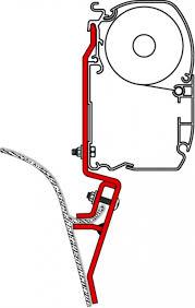 Bongo Awning Fiamma F45 Awning Adapter Kit Vwt3 Mazda Bongo Awning