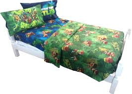 Ninja Turtle Comforter Set Choose Your Character Comforter And Sheet Set Bundle Includes