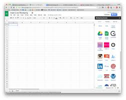 How To Complete A Spreadsheet How To Get Live Web Data Into A Spreadsheet Without Ever Leaving