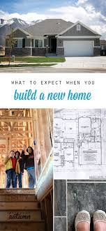 house building tips what to expect when you build a new home it s always autumn