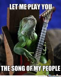Reptilian Meme - dat reptilian song by xchris00 meme center