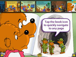 Berenstien Bears Berenstain Bears In The Dark Android Apps On Google Play