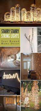 starry starry string lights year home decor starry